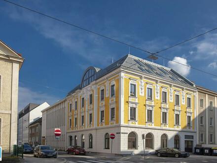 Wohnen in der Raimundstraße - gemütliche 51,92m² Wohnung im 3.OG - LINZ-RAIMUNDSTRASSE