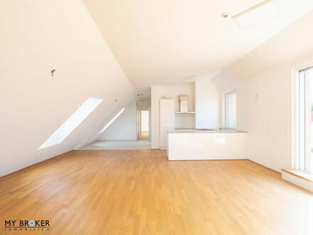 Wunderschöne Terrassen-Wohnung in absoluter Grünruhelage