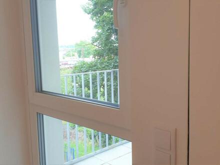 Wohnen mitten in der Baumkrone mit Blick Richtung Hietzing- 2 Zimmer mit Balkon!