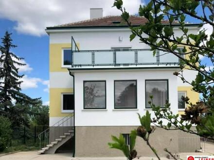 Schwechat: Saniertes Haus mit 2 getrennten Wohneinheiten zu mieten - auch für Praxis geeignet
