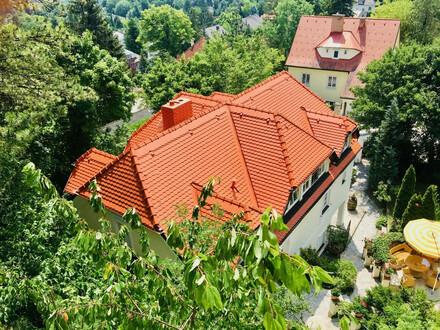 Elegantes Villen-Anwesen in erstklassiger Lage Badens am Mitterberg / Stylish Villa Property in prime location at Baden-Mitterberg