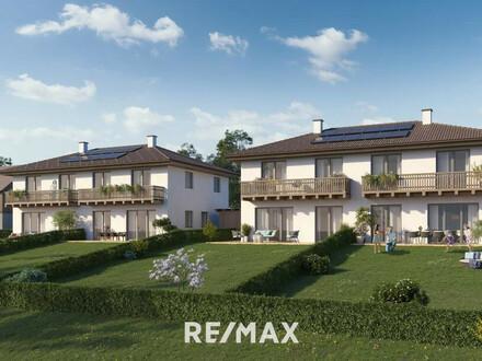 3 sonnige Premium-Häuser in Seenähe / Arbeiten in der Stadt &gesund Leben am Land