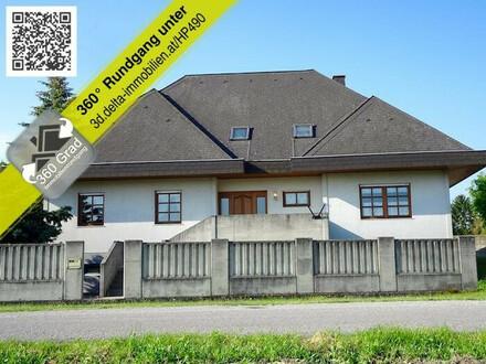 Purbach/See: 5 ZI möbliert + viel Platz + sonniger Garten