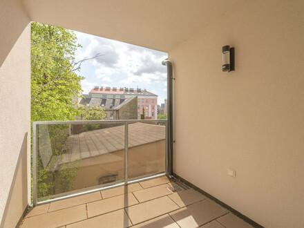 hochwertig ausgestattete 2-Zimmer-Wohnung mit Loggia (VIDEO)