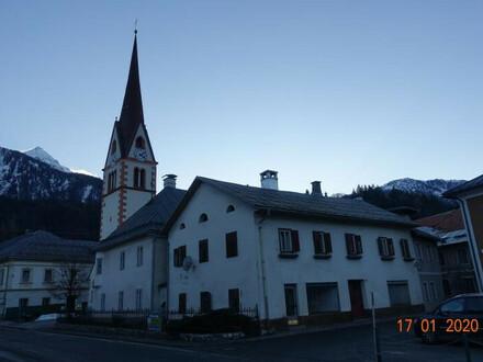 Geschäfts/Miethaus in Mauthen/ Kötschach