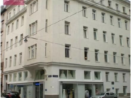 Unbefristet vermietete Altbauwohnung in Bestlage Nähe Franz-Josefs-Bahnhof