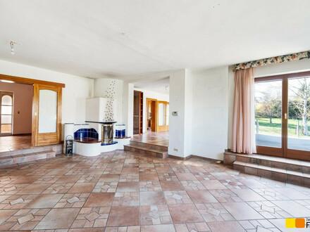 Großzügiges Ein-oder Zweifamilienhaus in Breitenfurt