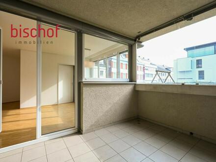 Zentrale 2,5-Zimmerwohnung mit Balkon