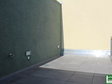 4 Zimmer Maisonettentraum mit ausgiebigen Terrassen auf 2 Etagen ++ Stadlau ++ U2 Hardeggasse
