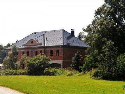 3860 Heidenreichstein; Großzügiges Landhaus im Rohbau