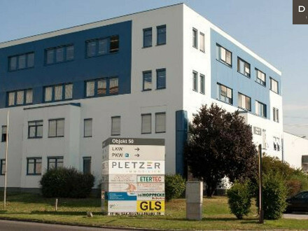 Büroflächen im Industriezentrum NÖ Süd ||