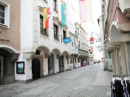 Renovierte Geschäftsfläche im Zentrum von Steyr - Enge Gasse - Provisionsfreie