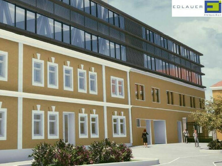 BÜRONEUBAU - ab 500 m² bis maximal 1.250 m² - flexible Größen möglich