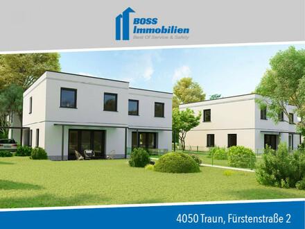 Neubau mit Keller: Mittendrin und ganz privat - Top 1