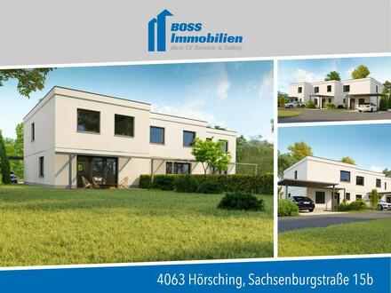 NEUBAU: Gartenglück - Haus Top 3
