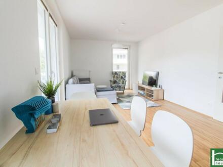 Höchste Lebensqualität in der Green City Graz ~ provisionsfrei mieten! ~ 3-Zimmer Wohnung mit wunderbarer Sonnenterrasse