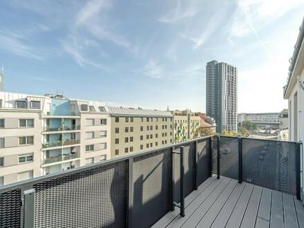 ++VIDEOBESICHTIGUNG++ Hochwertiger 1-Zimmer NEUBAU-ERSTBEZUG mit 6m² Balkon, optimal für ANLEGER und SINGLES!