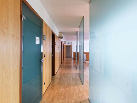 Helle Büros in bester Zentrumslage - ab 9 m²