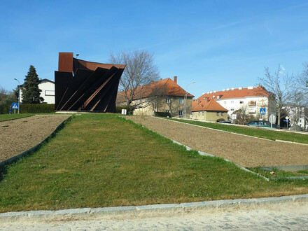 Extravagante MANAGERWOHNUNG neben Schloss in Eisenstadt! MIT TERRASSE; SONNENSCHUTZ; MARKENKÜCHE!