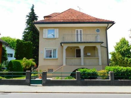 Stadtvilla auf 1.062m² großem Grundstück im Zentrum von Dornbirn mit viel Garten zu verkaufen!