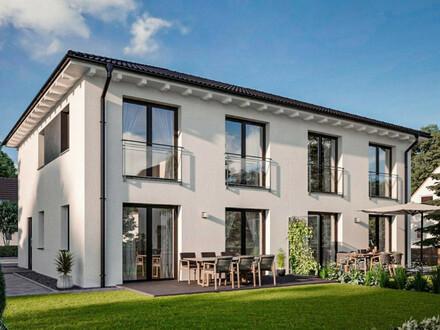 DORNBIRN - Doppelhaus in schöner Lage - massiv gebaut - Haus A