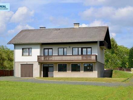 Ein- bzw. Mehrfamilienhaus mit riesigem Potential zur privaten und gewerblichen Nutzung!