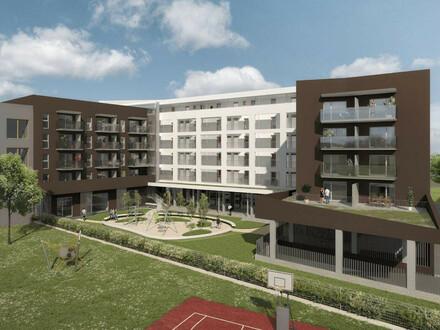 Investoren aufgepasst! 2-Zimmerwohnung in Top-Lage mit kleinem Bauherrenmodell