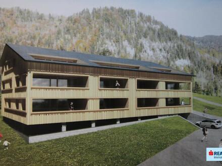 Erstklassig ausgeführte Neubauwohnung