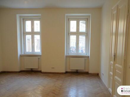 Erstklassige 4-Zimmer-Wohnung in saniertem Altbauhaus - barrierefrei
