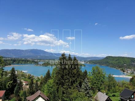 Ferienhaus - Schmuckstück mit See- und Bergblick, Widmung Freizeitwohnsitz!