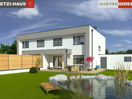 Bad Hall - Doppelhaus 115 m2 inkl. Grund ab € 278.880,-