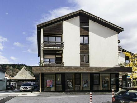 Erstbezug nach Komplettsanierung ! Zweizimmerwohnung mit Balkon im Zentrum von Bleiburg