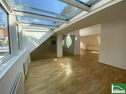 direkt bei der Kärtner Straße! im Herzen Wiens! traumhafte Dachterrasse in Hofruhelage!