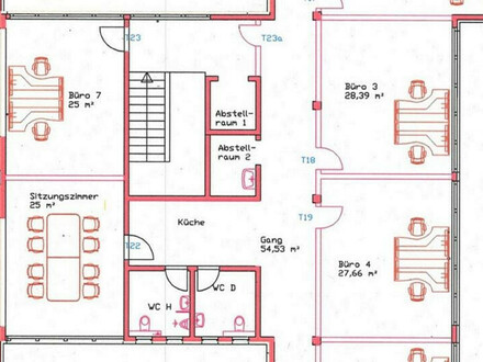 Feldkirch: Büro- bzw. Lagerräume ab ca. 18 m² zu vermieten!