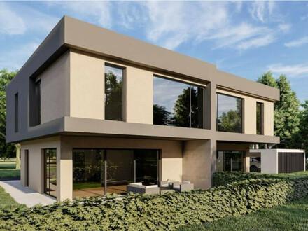 Hochwertige Ausstattung: Neue Doppelhaushälfte in Dobl - Muttendorf / Haus 2 Baubeginn bereits erfolgt