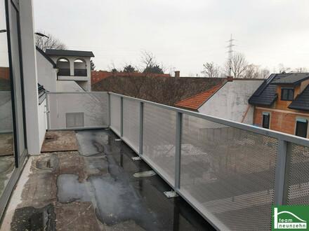 PROVISIONSFREI! Top Objekt- Nähe U1! 4-Zimmer-Maisonette mit Terrasse!