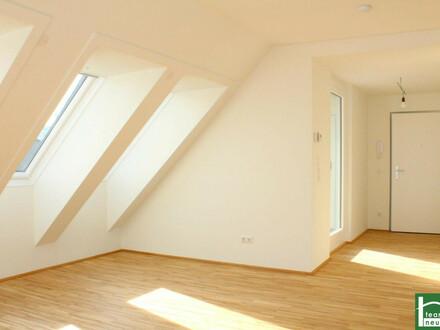 NACHMIETERSUCHE: Sehr helle 2 Zimmerwohnung + Terrasse in Hofruhelage!! Möblierte Küche - Hochwertige Ausstattung - Fußbodenheizung!!