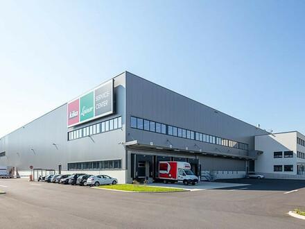 Logistikimmobilie südlich von Graz