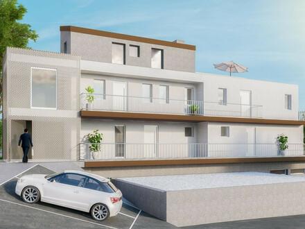 BAUBEGINN JETZT! PANORMA-PENTHOUSE 4-Zimmer-Maisonettewohnung – NEUBAU inkl 2 TG-Plätze