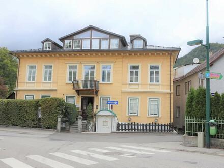 Historische Villa Kohn in Bad Ischl - Gesamtes 1.OG 125,05 m²