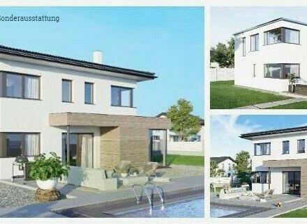 Bezirk St.Veit an der Glan/Pisweg - ELK-Design-Haus und Grundstück (Wohnfläche - 130m² & 148m² & 174m² möglich)