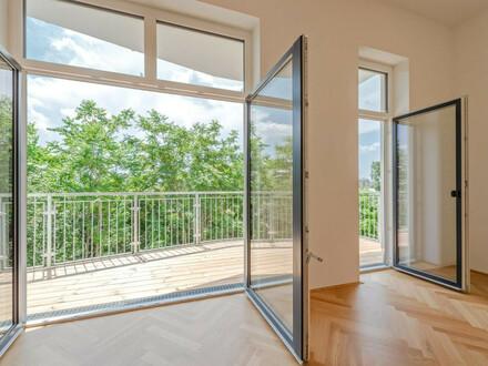 ++NEU++ Premium 4-Zimmer ALTBAU-ERSTBEZUG mit ca. 6m² Balkon in sehr guter Lage!