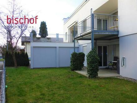 Tolle 2-Zimmer Gartenwohnung in Dornbirn Rohrbach