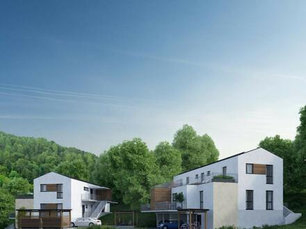 TOP 2- oder 3-Zimmer-Wohnung mit riesiger 40,78 m² Dachterrasse und Lift bei Graz-Ragnitz!