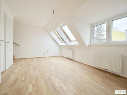Erstbezug in Hetzendorf! Sonnige 2,5-Zimmer-Maisonette-Wohnung mit Terrasse in Grünruhelage