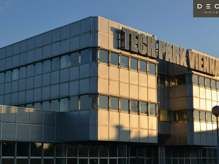 TECH PARK VIENNA | Logistik- und Produktionsflächen