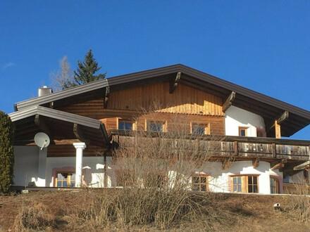 KAUF EMBACH: Sehr schönes und gepflegtes Mehr-Familien-Haus mit 2 großen Wohnungen, Vollkeller, Doppelgarage und TOLLEM AUSBLICK!