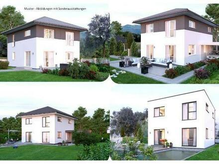 Nahe Schrems - Schönes Elkhaus und Hang-Grundstück (Wohnfläche - 117m² - 129m² & 143m² möglich)