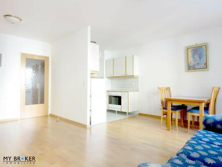 Ab 01.09.2020: Unmöblierte, ruhige 2-Zimmer Wohnung in guter Lage