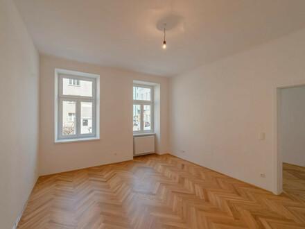++NEU++ 3-Zimmer ALTBAU-ERSTBEZUG mit getrennter Küche und ca. 5m² Balkon in sehr guter Lage!